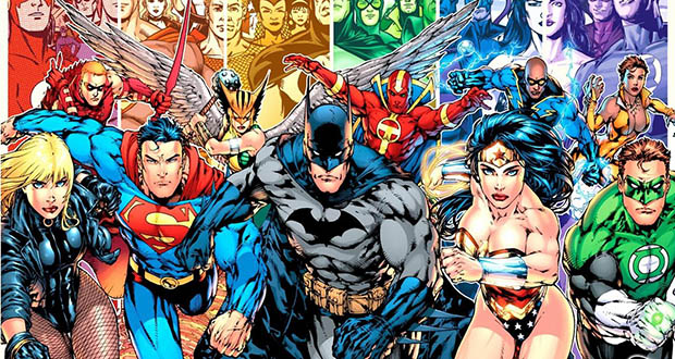 DC comic history in the USA