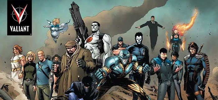 History of Valiant Comic