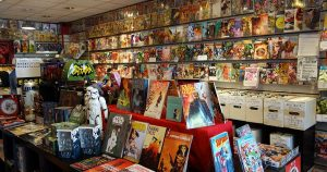 Get to know the comic reading community in the USA