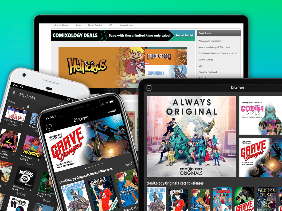 How to Best Enjoy Reading Comics Online and for Free