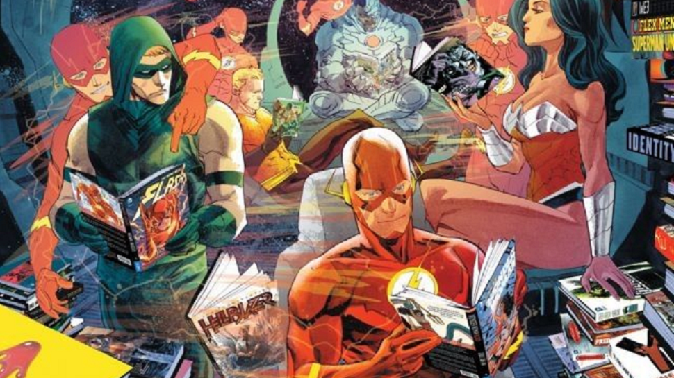 The Best Superheroes Comic to be Read Online